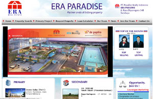 ERA Paradise (web maintenance)